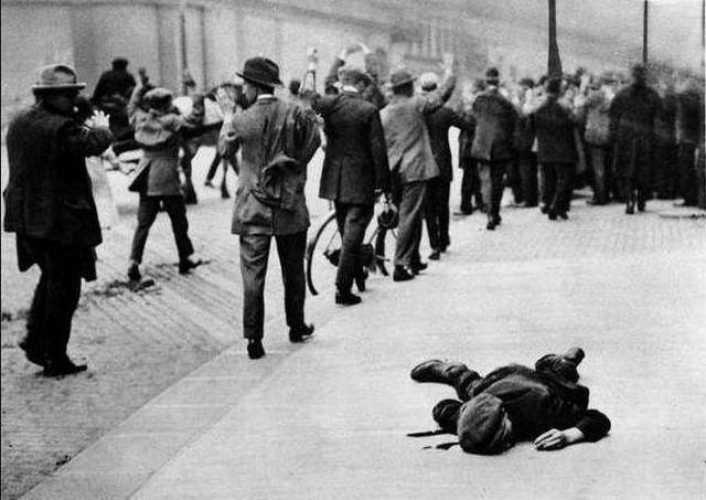 Dan Head KIA Burning of Dublin Custom House 1921