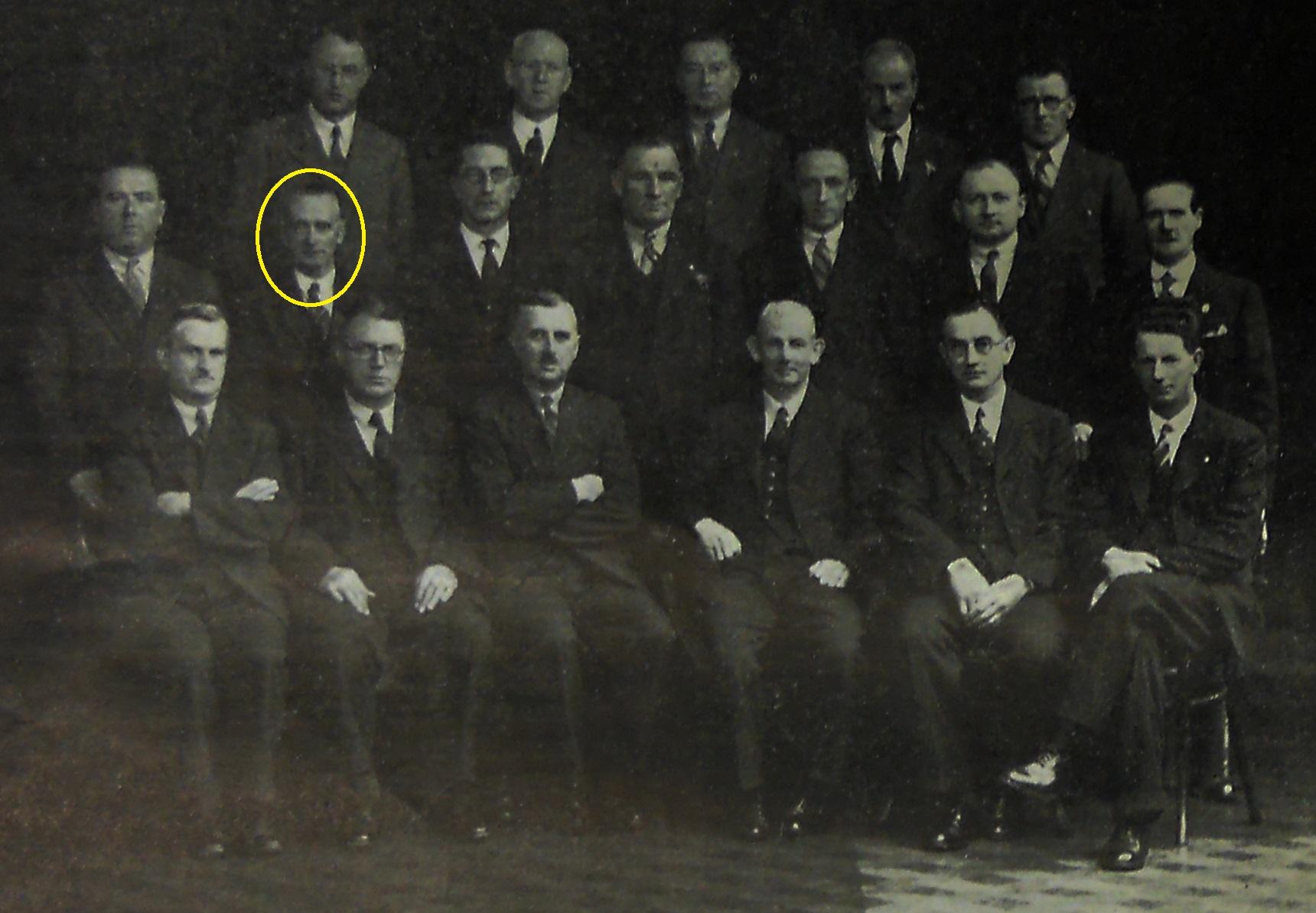 DB Review 1939 2 Batt SO(r) Burning of Dublin Custom House 1921