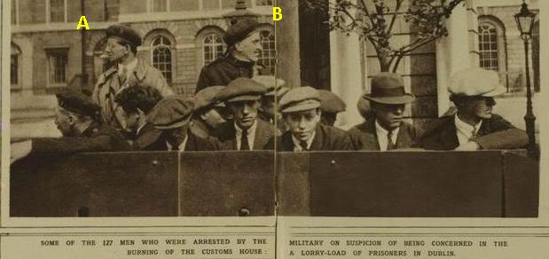 arrested1-labelled Burning of Dublin Custom House 1921