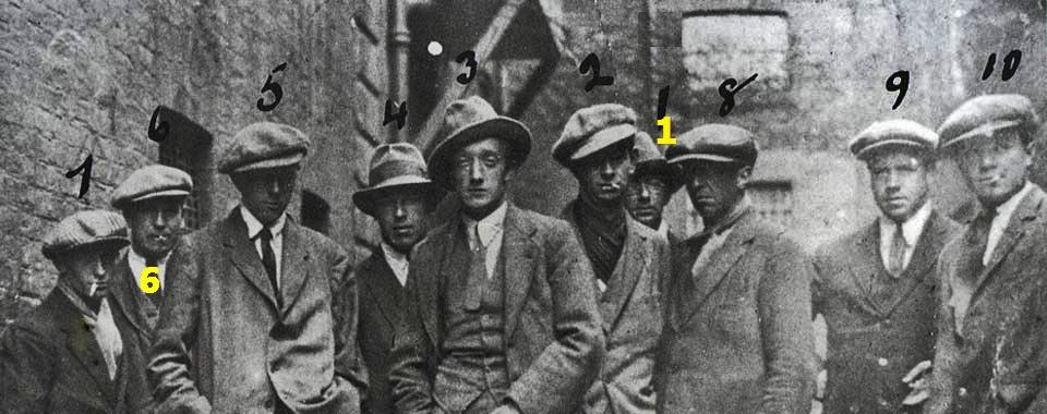 cairo-gang-pic-labelled Burning of Dublin Custom House 1921