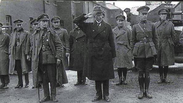 gen-oduffy-tom-ennis Burning of Dublin Custom House 1921