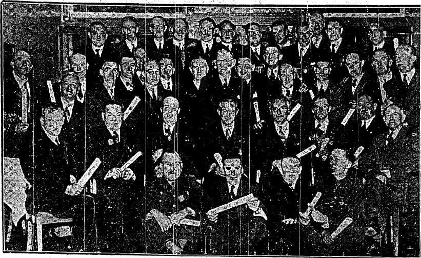image Burning of Dublin Custom House 1921