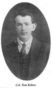 tom keogh Burning of Dublin Custom House 1921