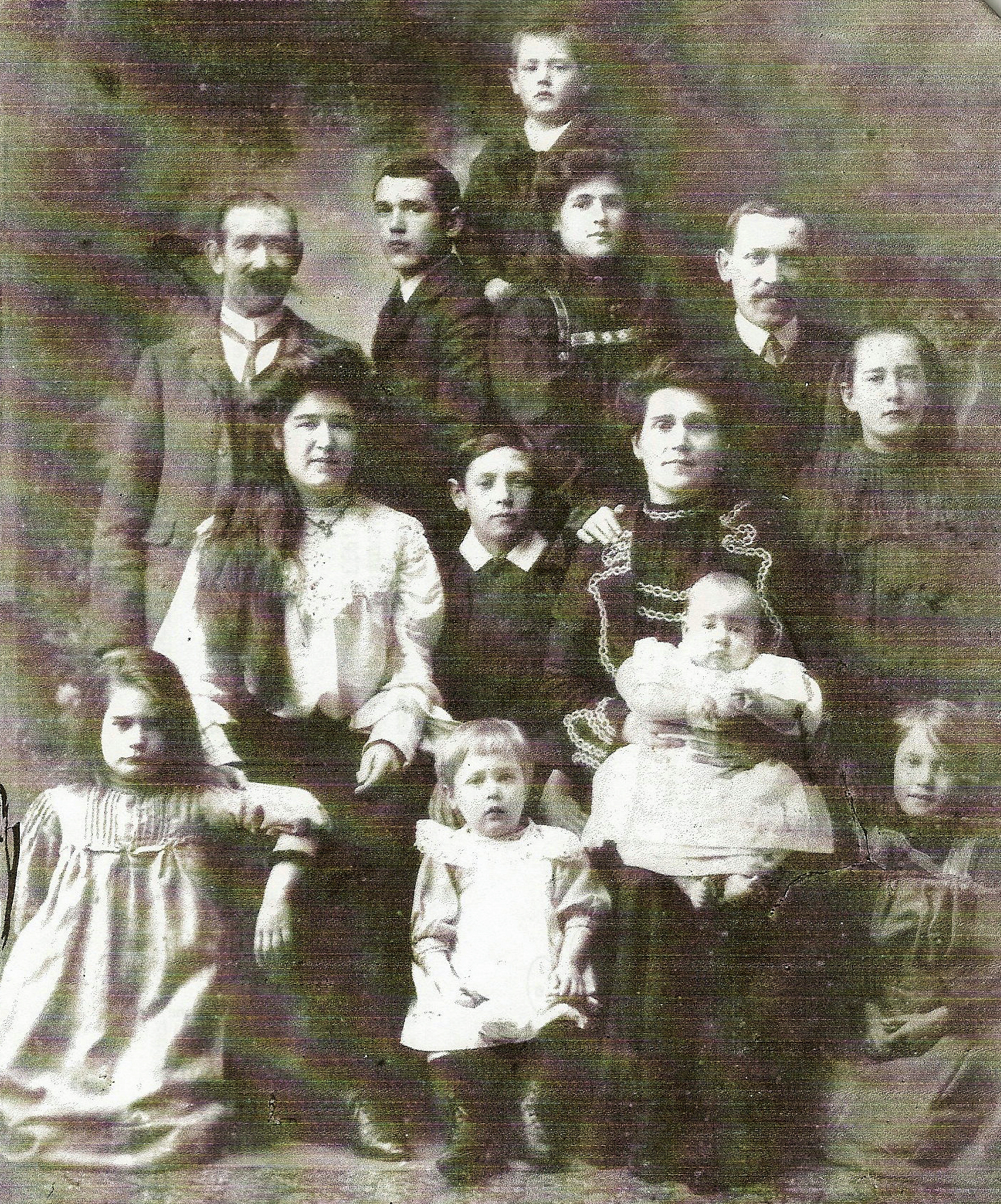Finlayson Family(r1) Burning of Dublin Custom House 1921