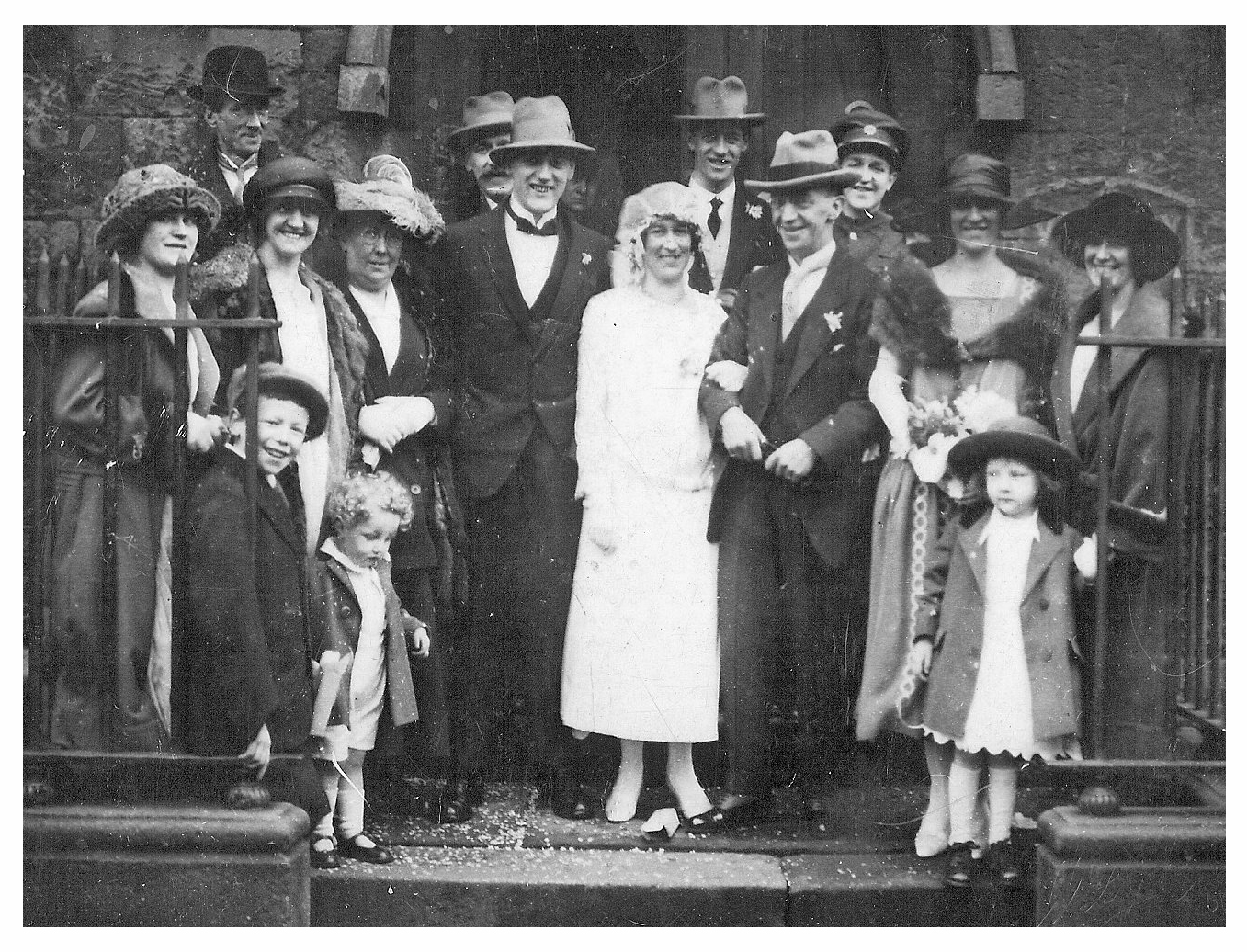 Finlayson Wedding(r) Burning of Dublin Custom House 1921