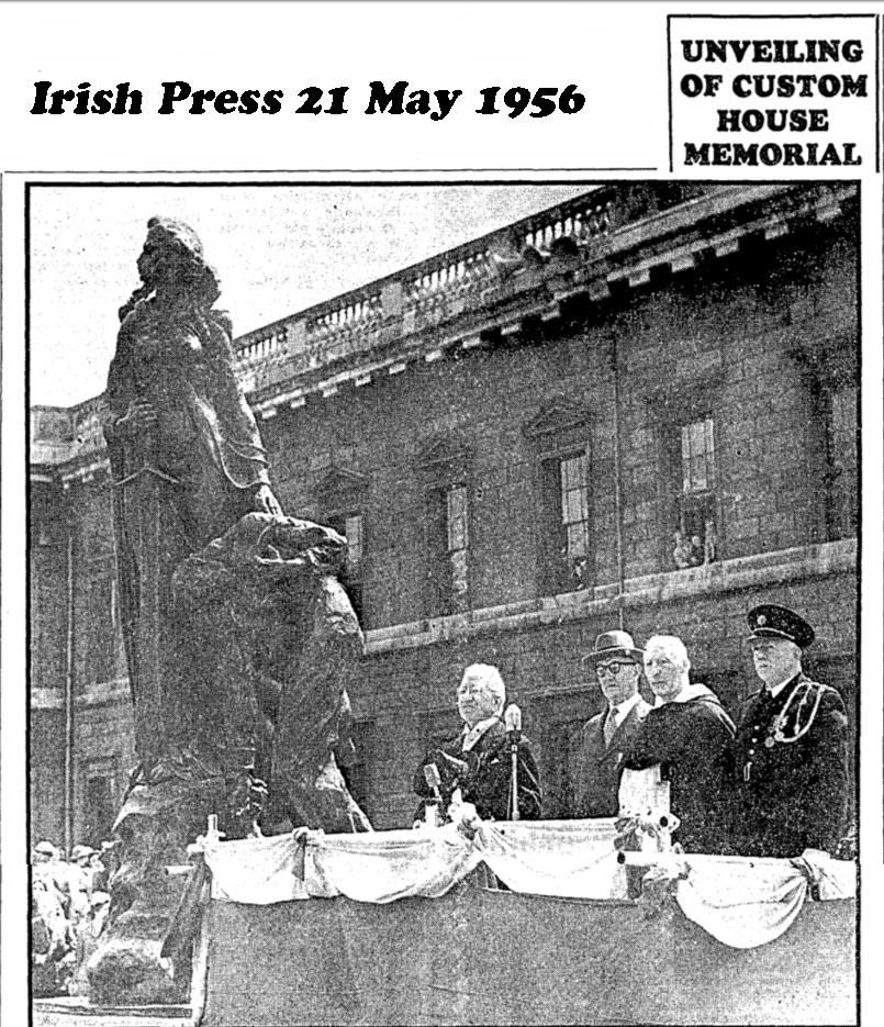 Unveiling 1956