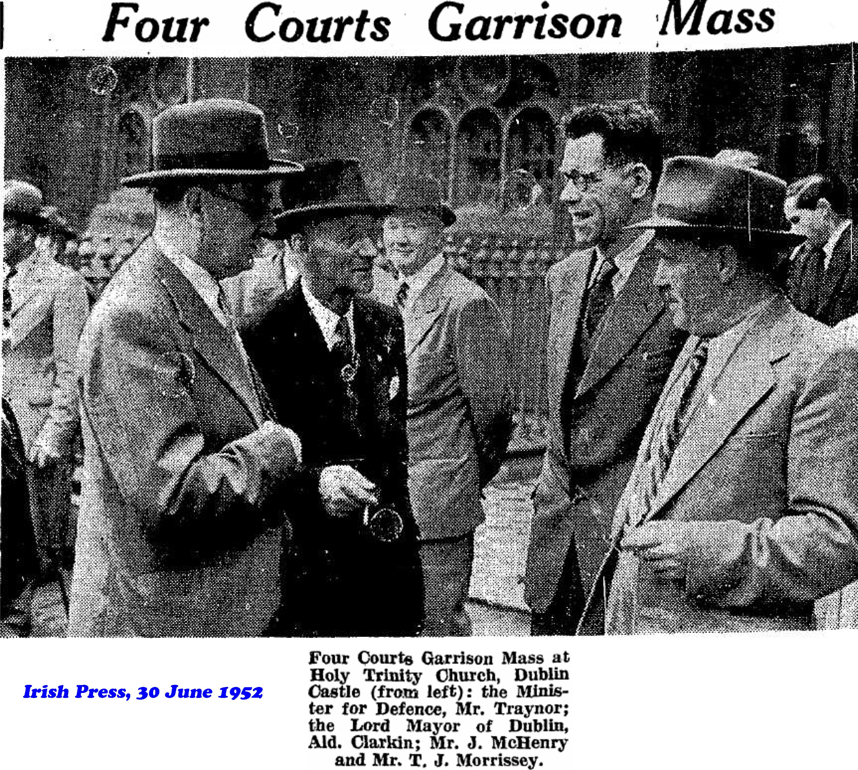 Vets reunion 1952