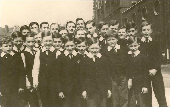 Choir School 1935