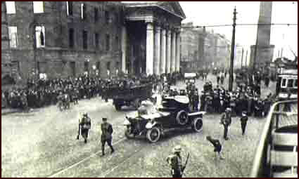 Dublin under Brit rule