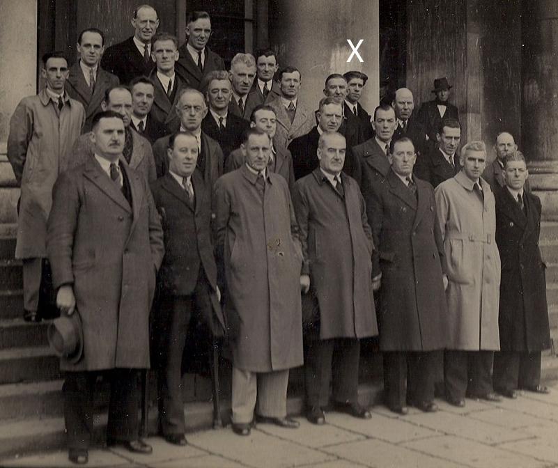 At ASU Reunion 1 Burning of Dublin Custom House 1921