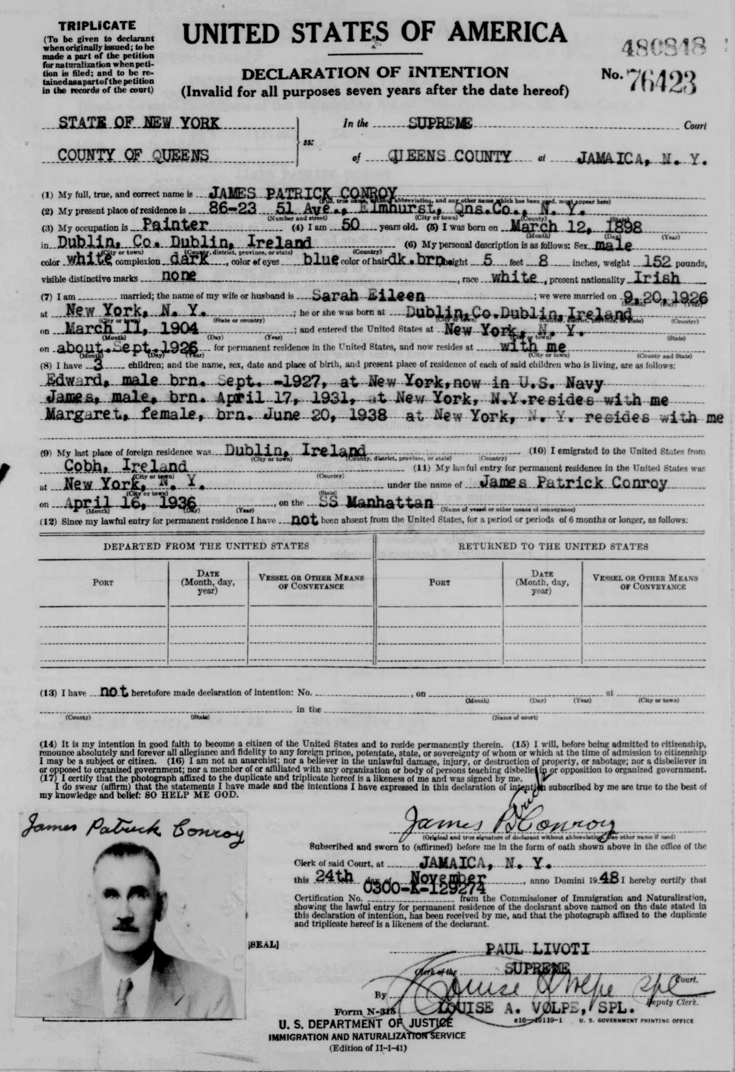 Jim-US-USNATUR-007775739-00349 Burning of Dublin Custom House 1921