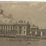 Burning of Dublin Custom House 1921