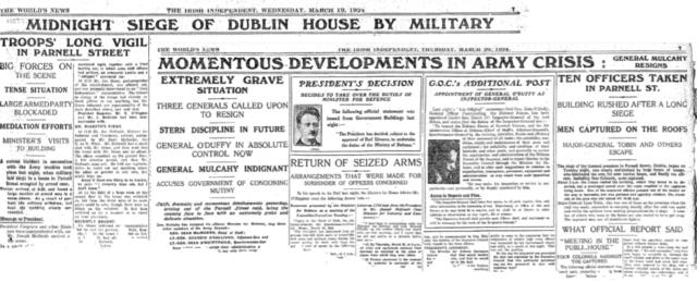 Burning of Dublin Custom House