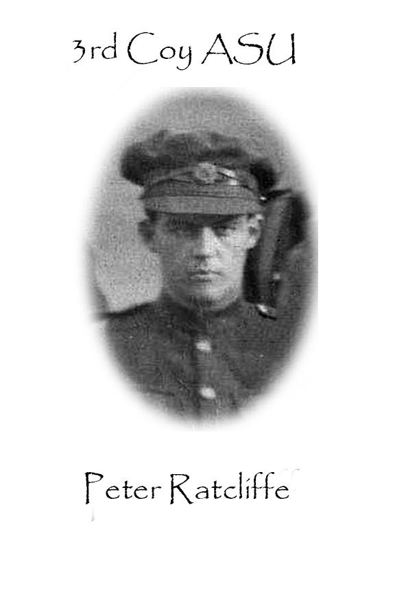 Pater Ratcliffe Custom House Burning
