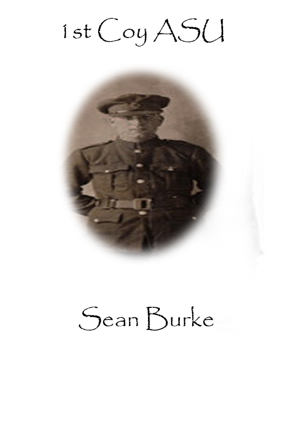 Sean Burke Custom House Burning