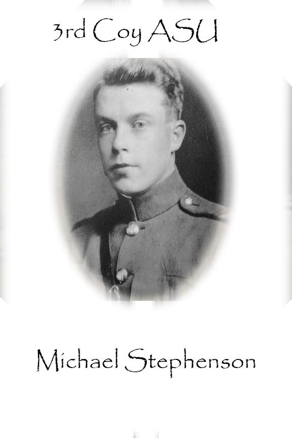Michael Stephenson Custom House Burning