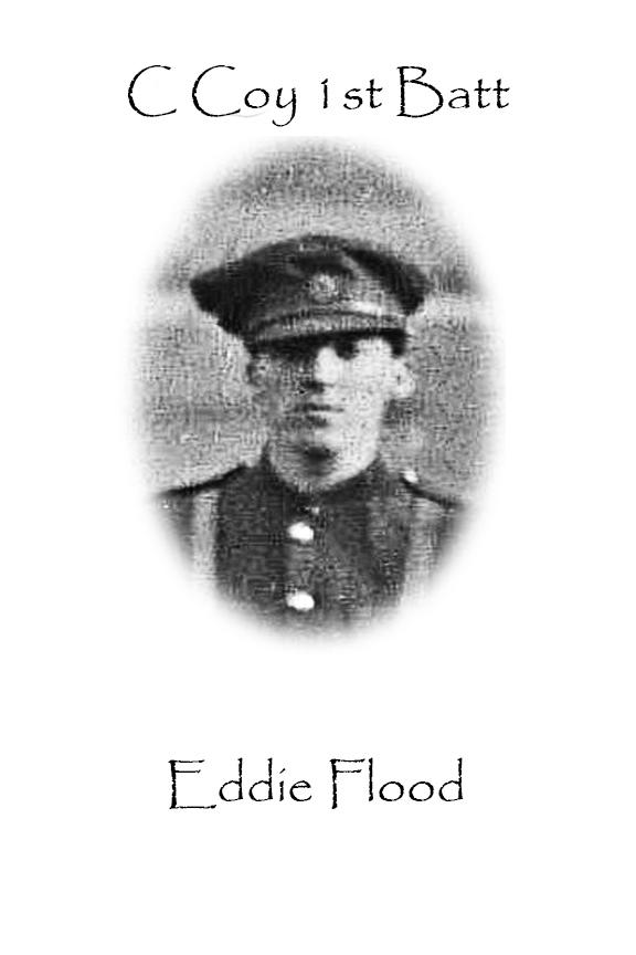 Eddie Flood Custom House Burning