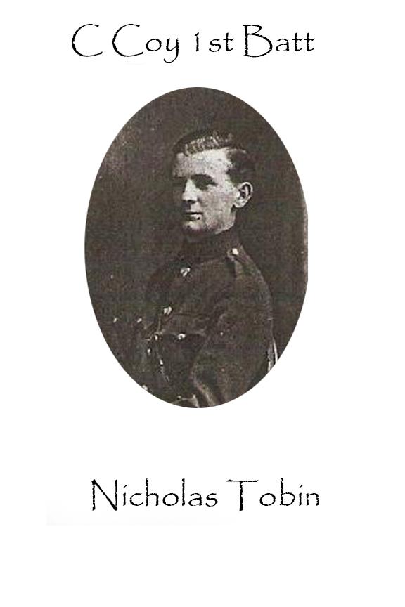 Nicholas Tobin Custom House Burning