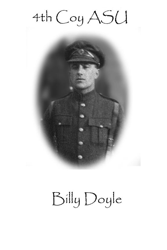 Billy Doyle Custom House Burning