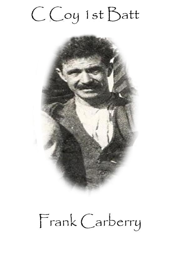 Frank Carberry Custom House Burning