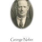 George Nolan Custom House Burning