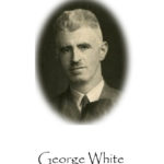 George White Custom House Burning