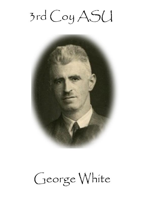 George White Custom House Burning