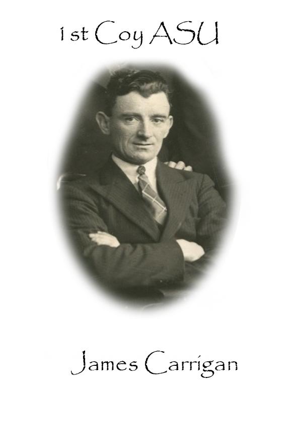 James Carrigan Custom House Burning