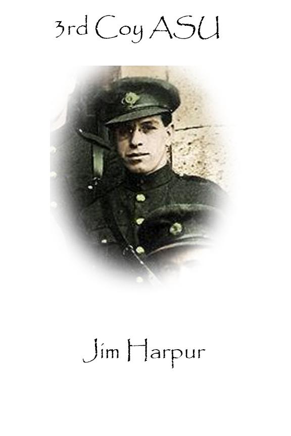 Jim Harpur Custom House Burning