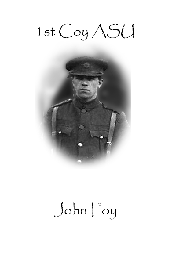 John Foy Custom House Burning
