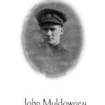 John Muldowney Custom House Burning