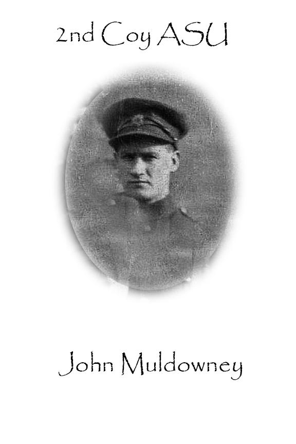 John Muldowney Custom House Burning