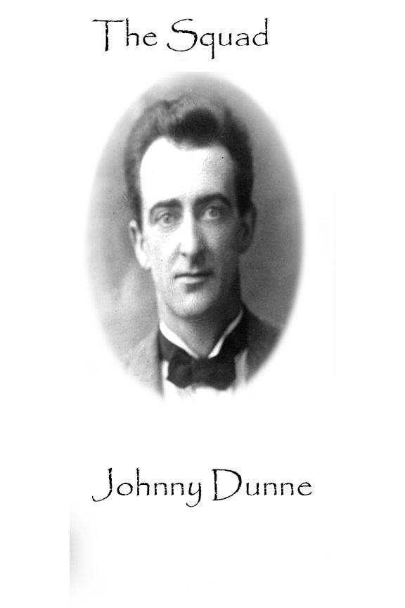 Johnny Dunne Custom House Burning