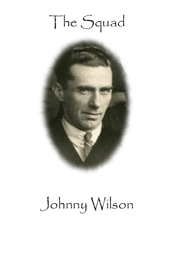 Johnny Wilson Custom House Burning