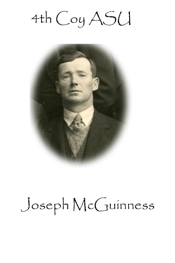 Joseph McGuinness Custom House Burning