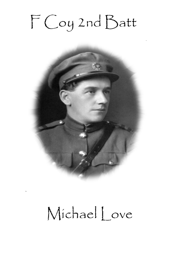 Michael Love Custom House Burning