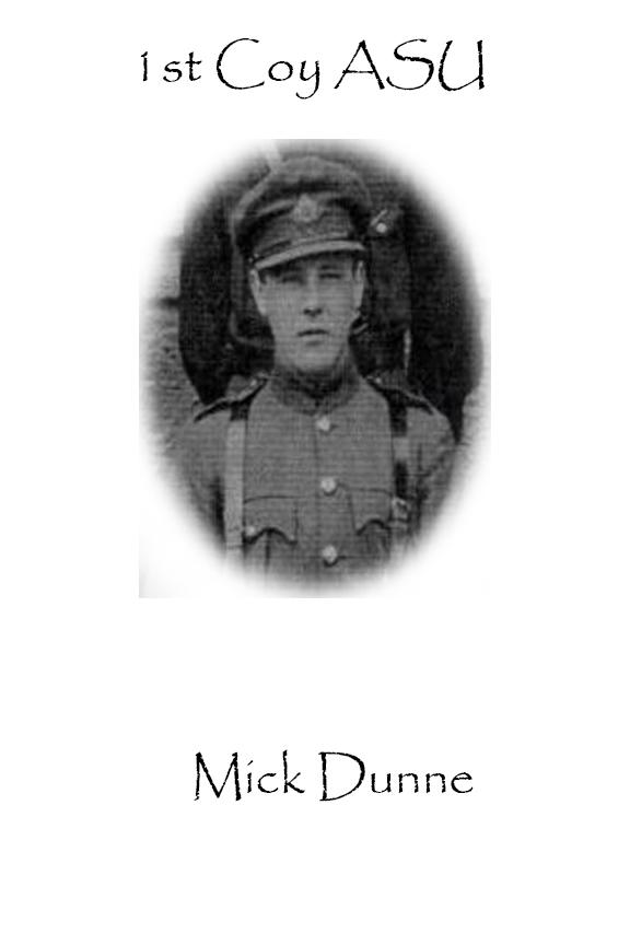 Mick Dunne Custom House Burning