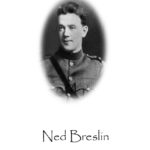 Ned Breslin Custom House Burning