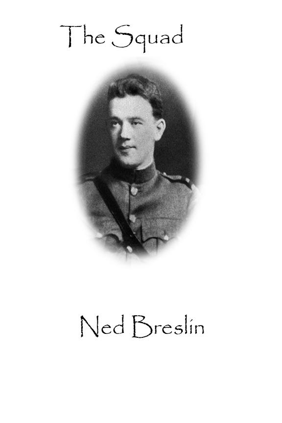 Ned Breslin Custom House Burning