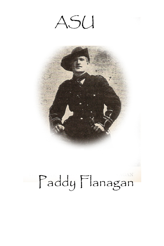 Paddy Flanagan Custom House Burning