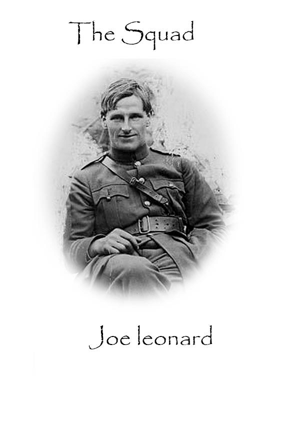 Joe Leonard Custom House Burning