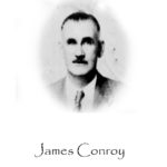 James Conroy Custom House Burning