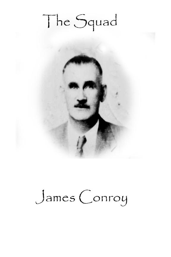 James Conroy Custom House Burning