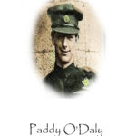Paddy O'Daly Custom House Burning