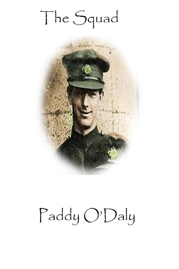 Paddy O'Daly Custom House Burning