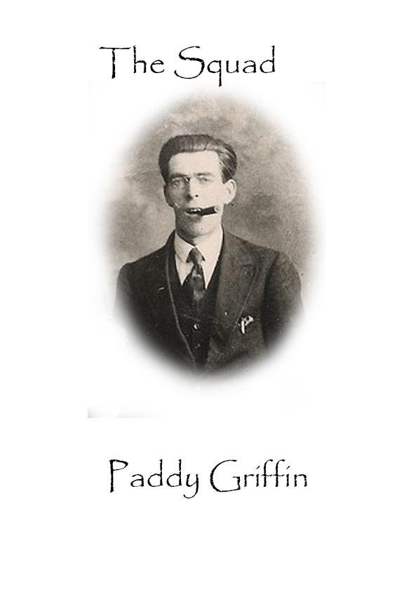 Paddy Griffin Custom House Burning