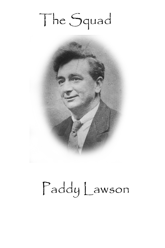 Paddy Lawson Custom House Burning