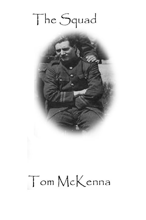 Tom McKenna Custom House Burning