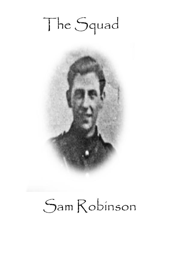 Sam Robinson Custom House Burning