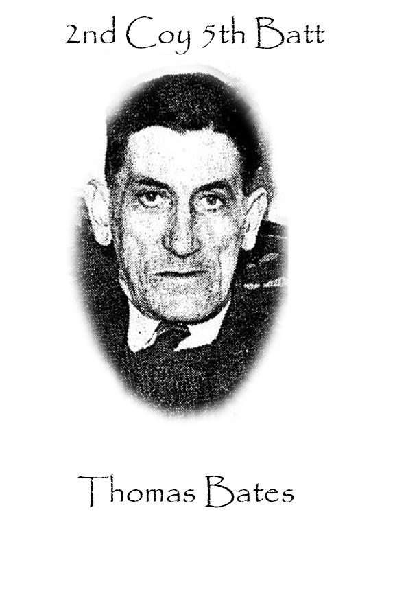 Thomas Bates Custom House Burning